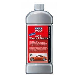 Car Wash and Wax – 1ltr
