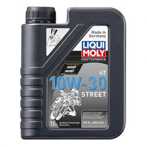 Motorbike 4T 10W30 Street 1ltr
