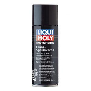 Motorbike Gloss Spray Wax 400ml
