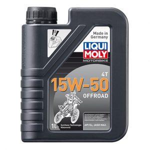 Motorbike 4T 15W50 off road 1ltr