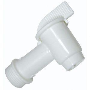 3/4 Plastic Drain Facet
