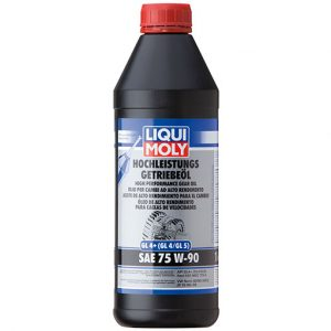 High Performance Gear Oil GL4+ 75W90