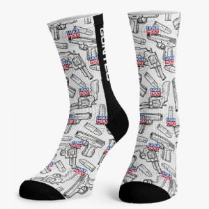 Socks Guntec Large (Size 8-11)