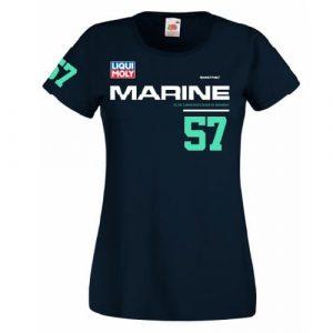 Marine T-Shirt Navy