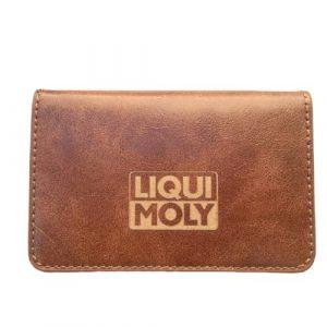 Card Wallet – Brown