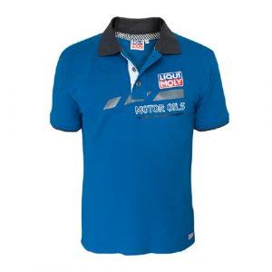 Cayenne Blue Polo Shirt – 4XL