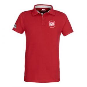 Golfer Shirt Red