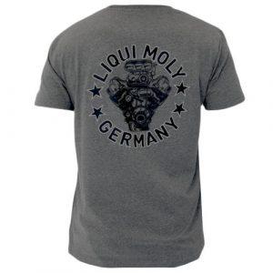 T-Shirt Men grey – XL