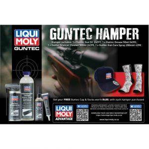 Guntec Hamper