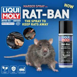 Rat-Ban Spray 200ml (1515)
