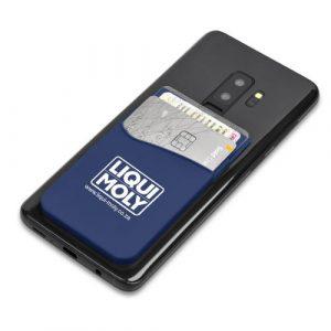 Phone Card Holder Black